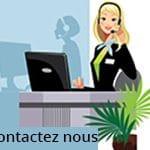 contact avec votre interlocuteur